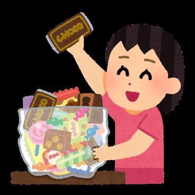 【疑問】痩せてる人ってお菓子とかアイス食べないの?